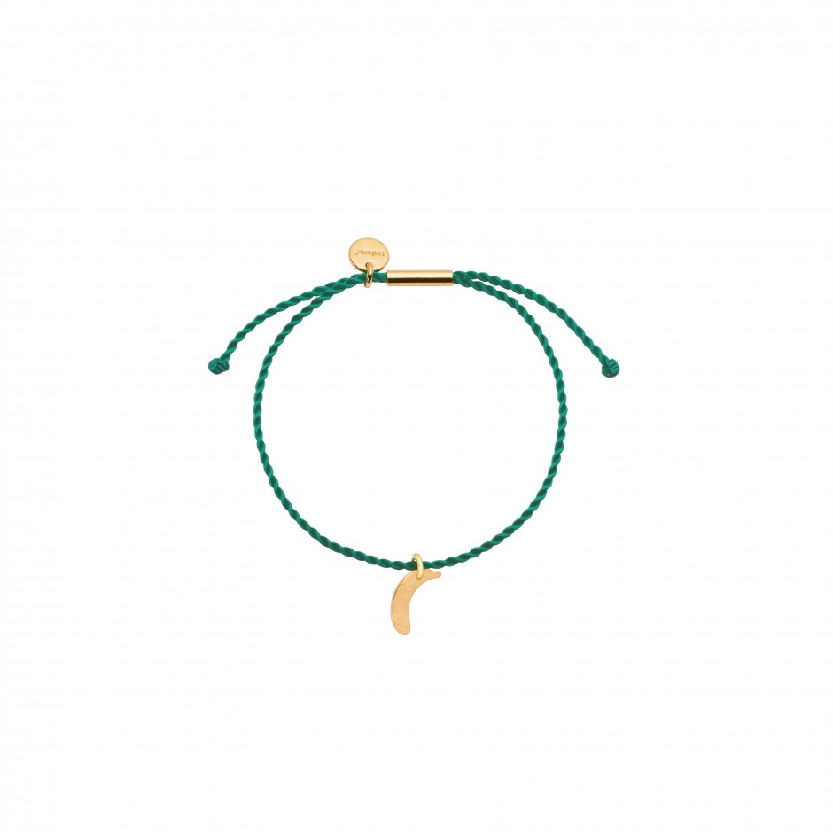 HAPPY BRACELET 'BANANA' - GOLD