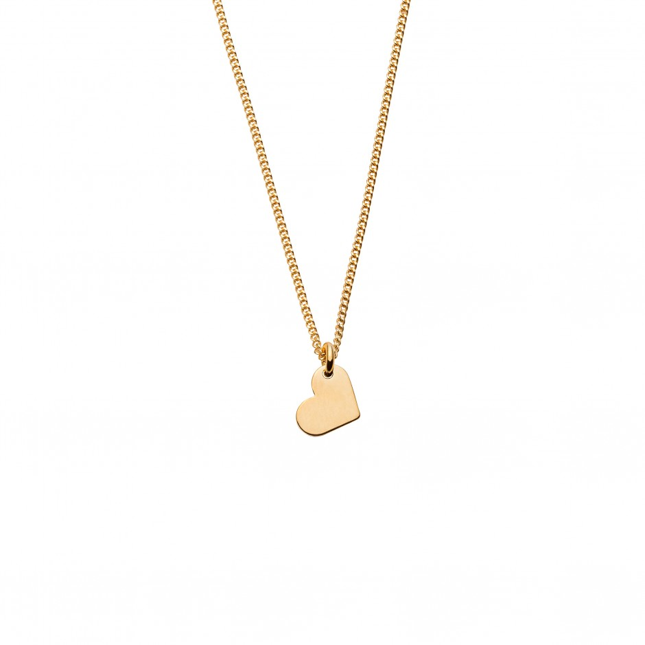 NECKLACE 'LOVE' IN GOLD
